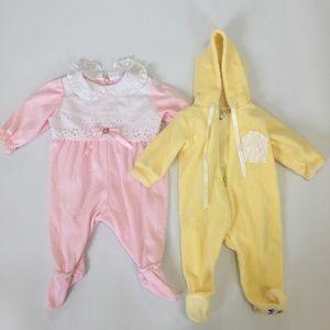 Other - 2 vintage baby onesie newborn